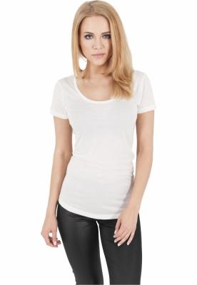 Tricou simplu pentru Femei alb-murdar Urban Classics