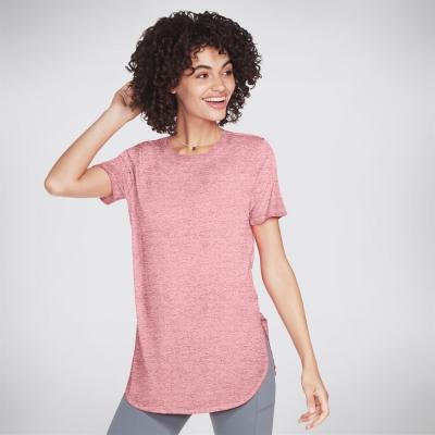 Tricou Skechers Godri Essential pentru Femei roz