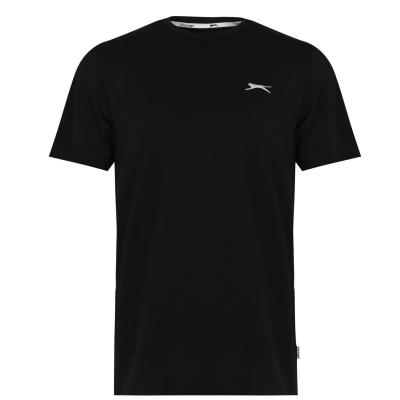 Tricou Slazenger Logo negru
