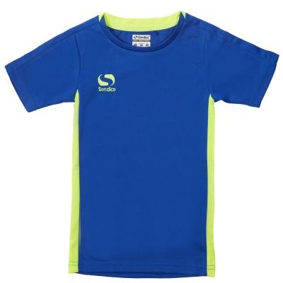 Tricou Sondico pentru Bebelusi albastru roial fluyellow
