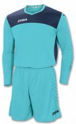 Tricou Set echipament portar Joma Area Iv Turq-bleumarin +short turcoaz