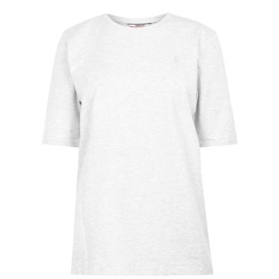 Tricou SoulCal Signature pentru Femei crem gri