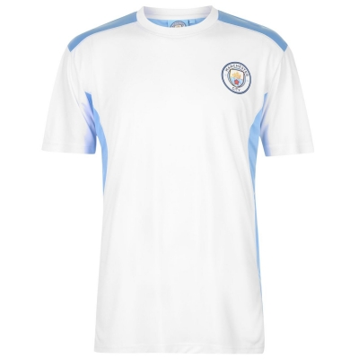 Tricou Source Lab Manchester City Poly