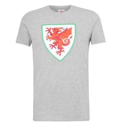 Tricou Source Lab Wales pentru Barbati gri