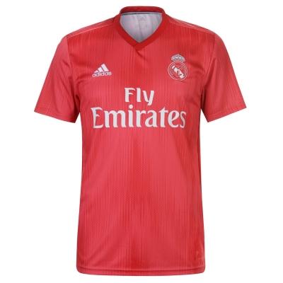 Tricou sport Third adidas Real Madrid 2018 2019 rosu femei
