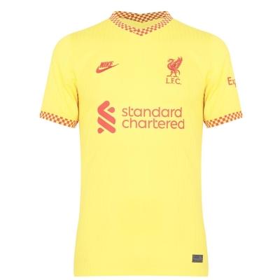 Tricou sport Third Nike Liverpool 2021 2022 galben