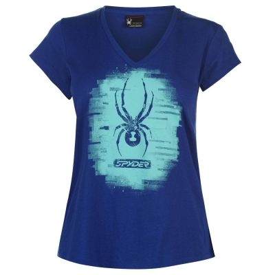 Tricou Spyder Allure imprimeu Graphic pentru Femei