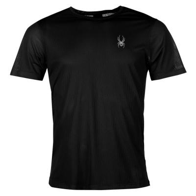 Tricou Spyder Alpine pentru Barbati negru