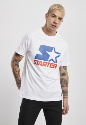 Tricou Starter Two Color Logo alb