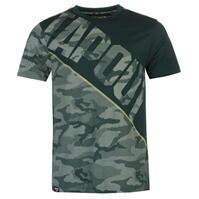 Tricou Tapout Camouflage Panel pentru Barbati