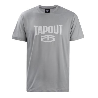 Tricou Tapout Crew pentru Barbati gri