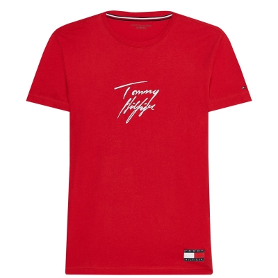 Tricou Tommy Bodywear 85 rosu xlg