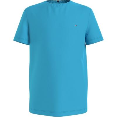 Tricou Tommy Hilfiger Original pentru copii albastru cxb