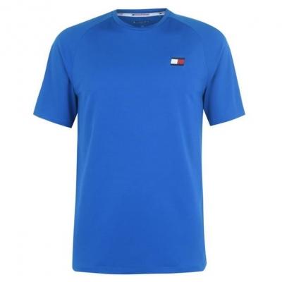 Tricou Tommy Sport Tommy plasa Back pentru Barbati printesa albastru