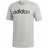 Tricou Adidas Essentials Linear gri DU0409 barbati
