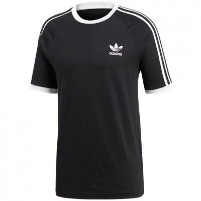 Tricou barbati Adidas 3 Stripes negru CW1202