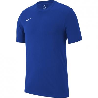 Tricou barbati Nike M TM Club 19 SS albastru AJ1504 463