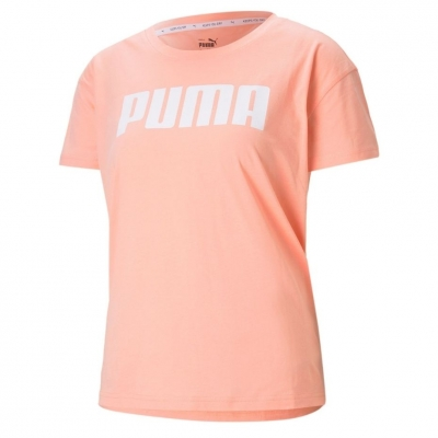 Tricou Tricou Puma Rtg Logo Apricot 586454 26 pentru femei