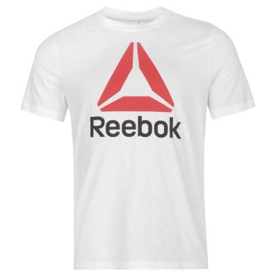 Tricou Tricou Reebok Stack Delta barbati pentru Barbati alb