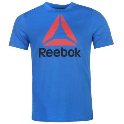 Tricou Tricou Reebok Stack Delta barbati pentru Barbati albastru