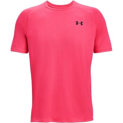 Tricou Under Armour Technical antrenament pentru Barbati roz