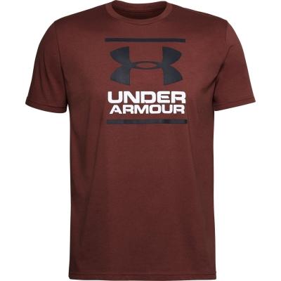 Tricou Under Armour UA GL Foundation pentru Barbati cinna rosu