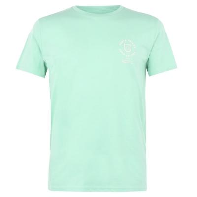 Tricou Verte Vallee cu Maneca Scurta Print