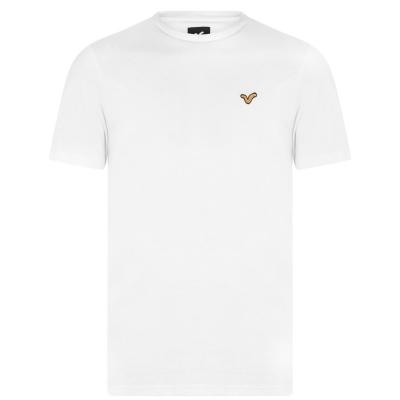 Tricou VOI Lugo Basic pentru Barbati alb