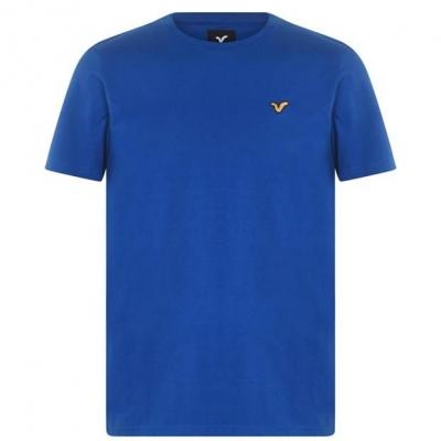 Tricou VOI Lugo Basic pentru Barbati albastru