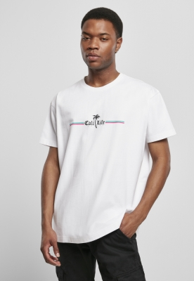 Tricou West Vibes Box alb Cayler and Sons