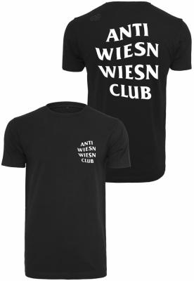 Tricou Wiesn Club negru negru Mister Tee