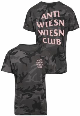 Tricou Wiesn Club roz roz Mister Tee