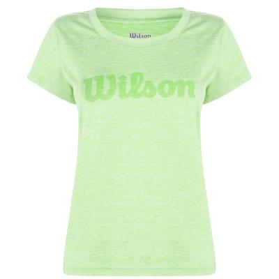 Tricou Wilson Script pentru Femei verde