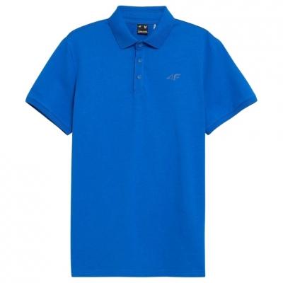 Tricouri 4F albastru NOSH4 TSM355 33S pentru Barbati