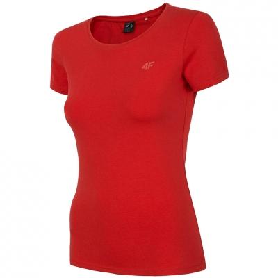 Tricouri 4F rosu NOSD4 TSD300 62S pentru femei
