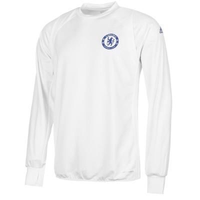 Tricouri antrenament adidas Chelsea pentru Barbati alb