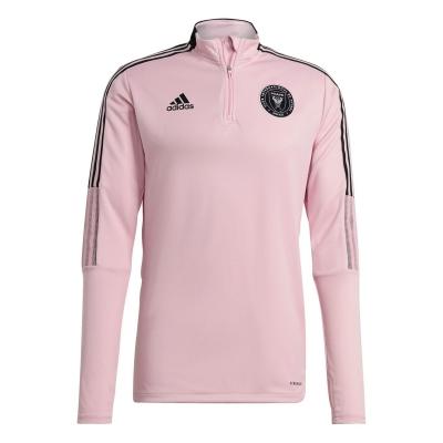 Tricouri antrenament adidas Inter Miami 2021 roz negru
