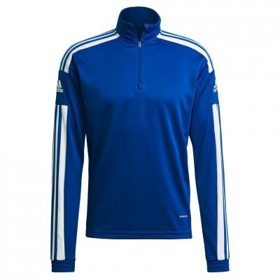 Tricouri antrenament Adidas Squadra 21 albastru Jersey GP6475 pentru Barbati