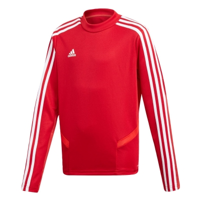 Tricouri antrenament adidas Tiro 19 pentru Copii power rosu alb