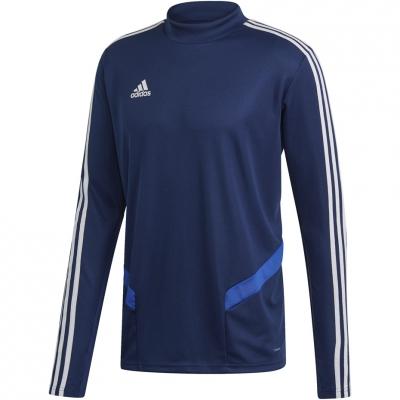 Tricouri antrenament barbati Adidas Tiro 19 bleumarin DT5278 teamwear adidas teamwear