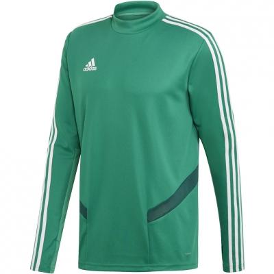 Tricouri antrenament barbati Adidas Tiro 19 verde DW4799 teamwear adidas teamwear