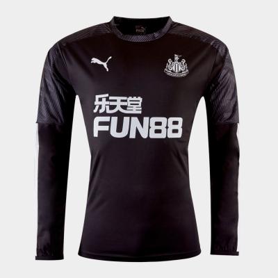 Tricouri antrenament Puma Newcastle Replica pentru Barbati negru