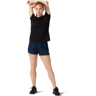 Tricouri Asics Core pentru Femei negru