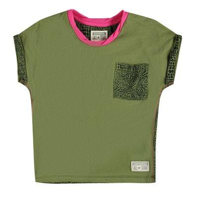 Tricouri Converse 25J pentru fete pentru Bebelusi