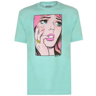 Tricouri cu imprimeu DGK DGK