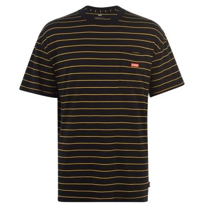 Tricouri cu imprimeu Globe Globe pentru Barbati negru