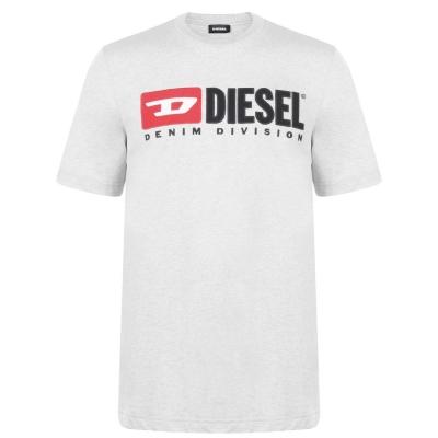 Tricouri Diesel Division gri