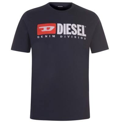 Tricouri Diesel Division bleumarin 81e