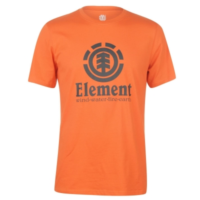 Tricouri Element Element Vertical pentru Barbati rosu