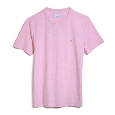 Tricouri Farah Vintage Denny clyde roz